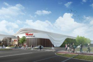 URW strikt vier retailers voor Mall