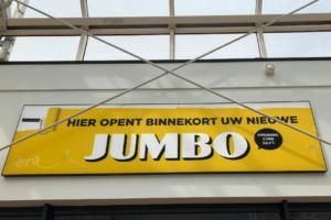 Jumbo met 1.800 m2 in V&D-pand Groningen