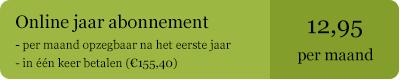 Jaarabonnement op vastgoedmarkt.nl - 12,95 per maand
