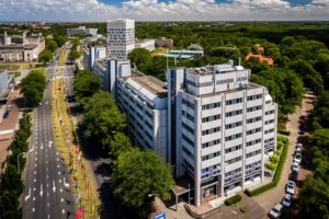 Ambassades Zweden en Israël huren in Den Haag