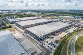 DHG verhuurt 6000 m2 logistiek