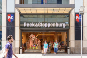 Peek & Cloppenburg gaat omnichannel met webshop in Nederland