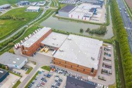 Nedac Sorbo huurt bijna 12.000 m2 bedrijfsruimte