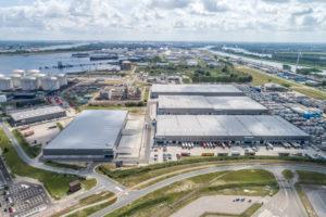 DHG verhuurt 17.000 m2 op Smartlog Rotterdam