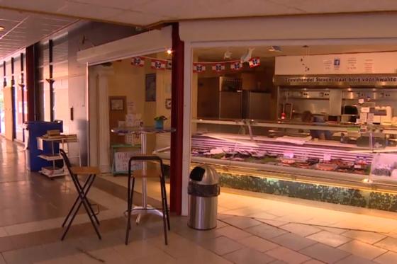 Streep door uitbreiding winkelcentrum Middelburg