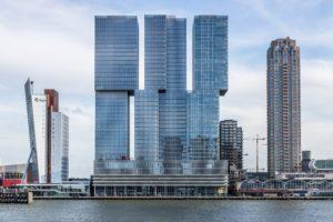 Sentia huurt 1.150 m2 kantoor in De Rotterdam