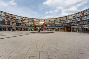 Winkelcentrum Heksenwiel, Breda