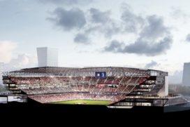 Feyenoord City vraagt omgevingsvergunning aan