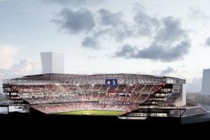 Opnieuw vertraging voor nieuw stadion Feyenoord