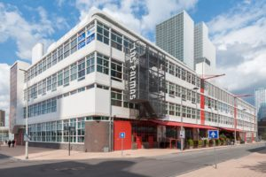 Evbox huurt 1.232 m2 kantoor in Rotterdam