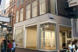 Hollister opent winkel aan Kalverstraat