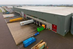 Logicor verhuurt 22.500 m2 warehouse in Wijchen