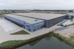 Exeter verhuurt 27.000 m² aan PostNL