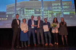 Hoog Catharijne wint NRW-jaarprijs 2019