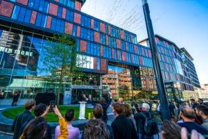 Opening Creative Valley Utrecht CS