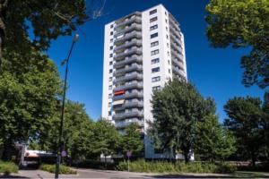 Wat kreeg Annexum voor 155 woningen Apeldoorn?