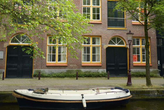 Highbrook koopt Looiersgracht 43 in Amsterdam