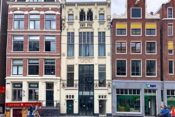 Productpine huurt winkel aan Rokin in Amsterdam