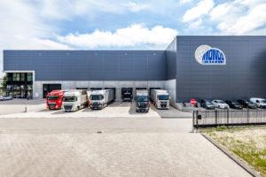Cording verwerft logistieke faciliteit in Amsterdam