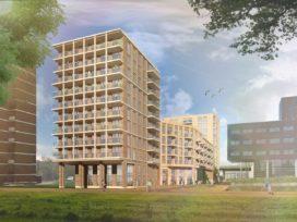 Syntrus verwerft 163 stuks middenhuur in Amsterdam