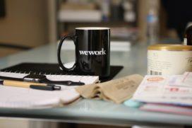 'WeWork zet een derde van personeel op straat'
