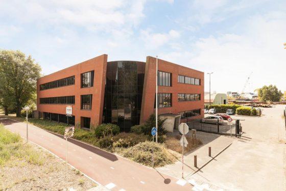 ERS huurt 2.100 m2 kantoor in Schiedam