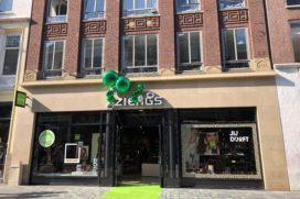 Ziengs huurt 740 m2 winkelruimte in Den Bosch