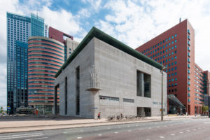 Rechtbank Rotterdam, Wilhelminaplein 100-125