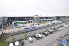 Blue Water Shipping naar Segro Park Amsterdam Airport