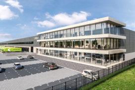 DHG ontwikkelt 37.000 m2 logistiek in Nieuwleusen