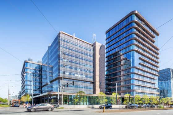 Mileway huurt 1.167 m2 kantoor op Zuidas
