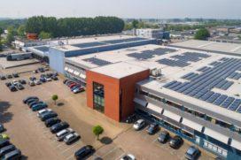 Sale & leaseback van Dordtse toastfabriek