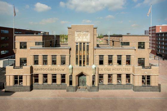 Wat betaalde Urban Interest voor kantoor De Drie Hoefijzers?