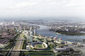 Vooral woningen in Feyenoord City