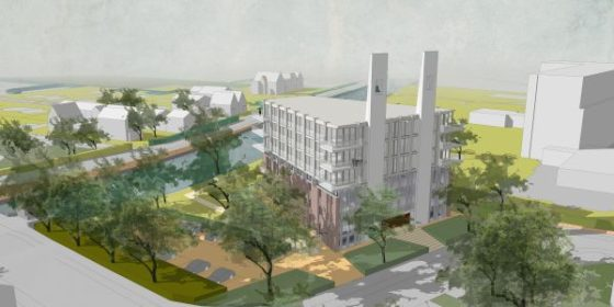 Transformatie: Drie woonlagen op Voorburgse kerk