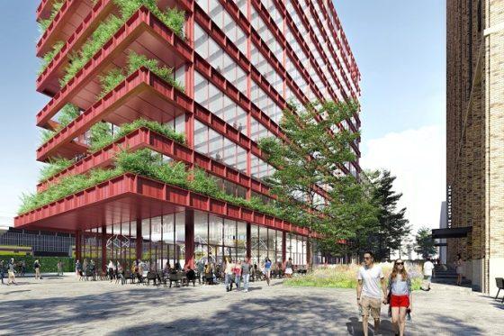 Vodafone Ziggo huurt 7.000 m2 kantoor in Eindhoven