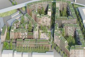 Belegging Zweegers in Frankfurt maakt plaats voor 1.200 woningen
