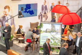 Optimisme overheerst op Expo Real 2019