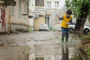 Koudwatervrees voor wapenen woning tegen klimaat