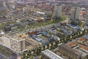Synchroon ontwikkelt 59 woningen in Amersfoort