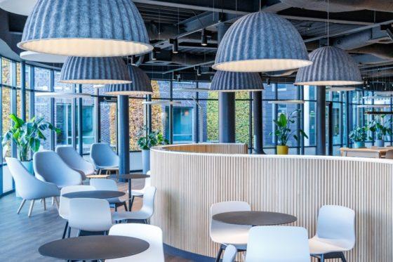 M&G verhuurt 3.500 m2 kantoor in Amersfoort