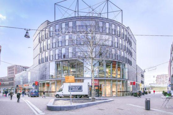 Kruidvat huurt 550 m2 winkelruimte in Lelystad