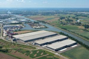 Delin Property verlengt huurovereenkomsten Distripark Sittard