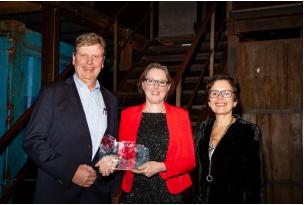 Tennet wint verkiezing voor corporate vastgoedbaas