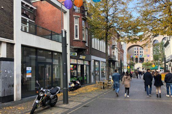Winkelruimte Saroleastraat 59 Heerlen verhuurd