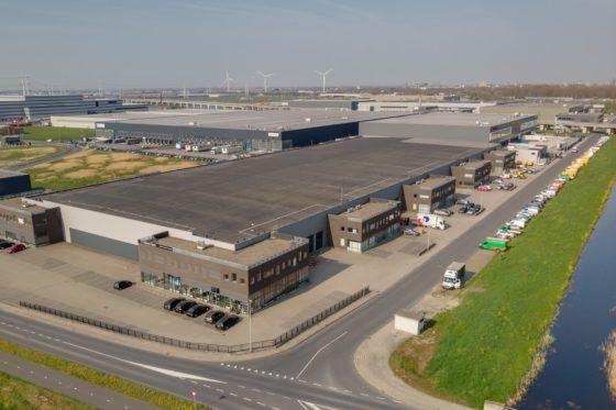 Europa Capital koopt 75.000 m2 bedrijfsruimte