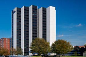 Adriaan Volkerhuis in Rotterdam volledig verhuurd