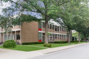 Fotovakschool Apeldoorn omgebouwd naar 40 appartementen