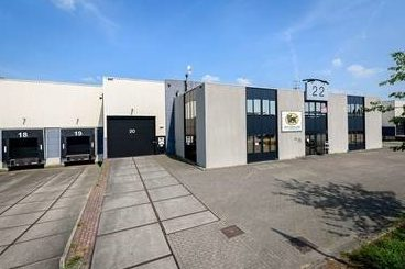 NNR Global Logistics huurt in Ridderkerk