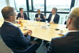 In gesprek over kwaliteit: Beleggers niet afkerig van hout